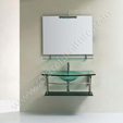 Glass Vanity Set -Sage 2 VG 125