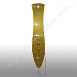 CHARME YELLOW Shower Panel G-551Y