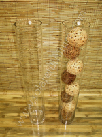 Glass Vase V-1243