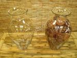 Glass Vase V-9940