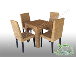 Dining Set Cancun  Natural