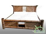 Tarragona Bamboo Bed