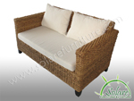 Love Seat Curacao Natural
