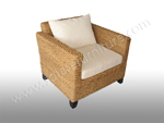 Ch-Curacao Club Chair Natural