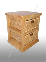 Star Night stand Natural