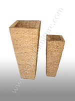 Planter - Uraba Set Natural
