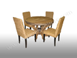 Nias Dining Set