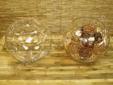 Glass Vase V-19330